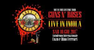 Guns N' Roses recensione concerto imola 2017