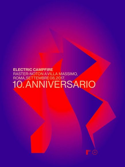 electric campfire 2017