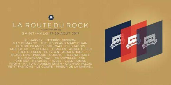 la route du rock 2017