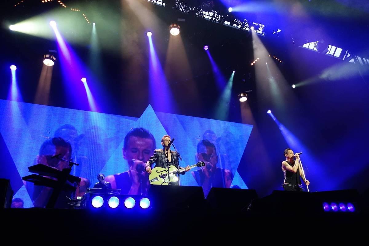 recensione concerto depeche mode milano 2017