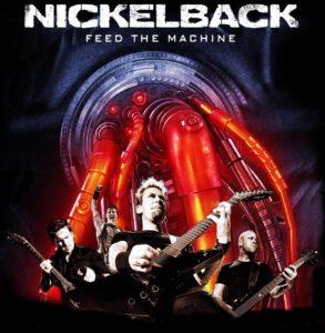 recensione Nickelback- Feed The Machine