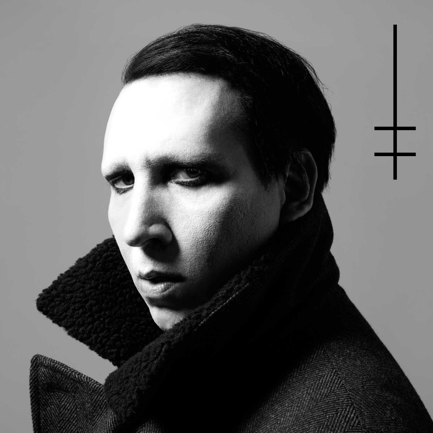 Marylin Manson Heaven Upside Down