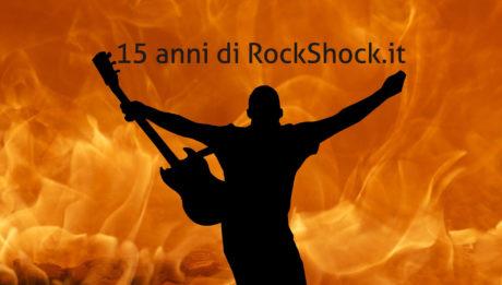 rockshock compie 15 anni