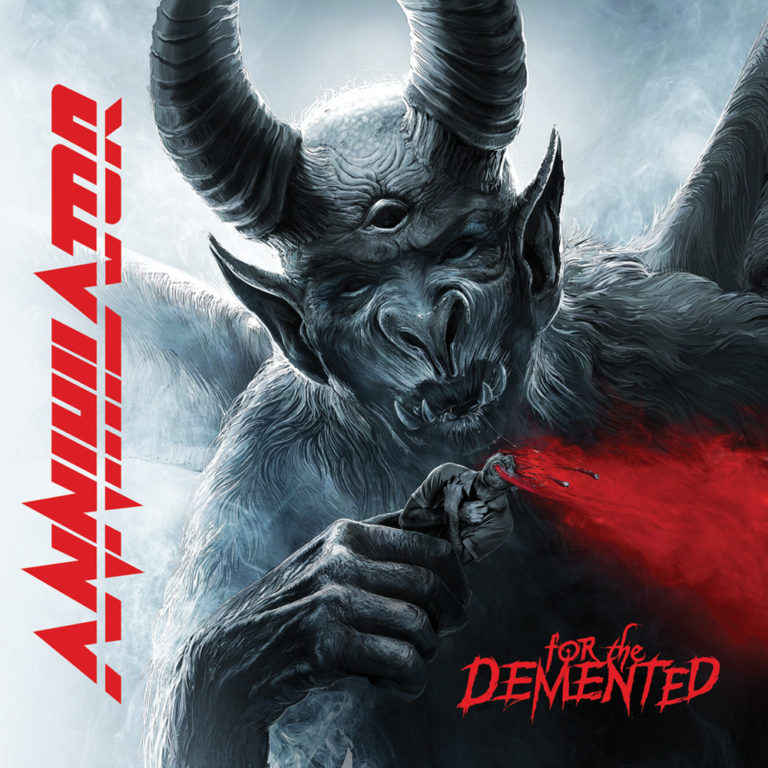 Annihilator- For The Demented