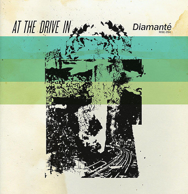 At The Drive-In- Diamanté