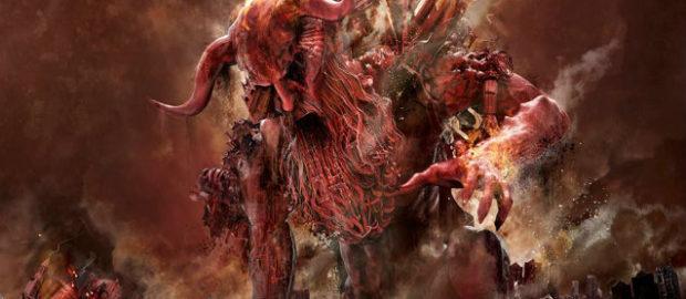 Morbid Angel- Kingdoms Disdained
