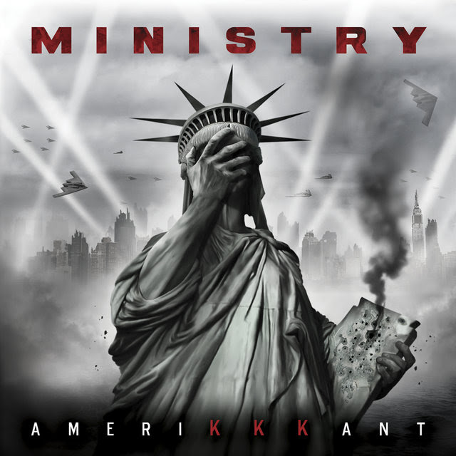 recensione ministry amerikkkant
