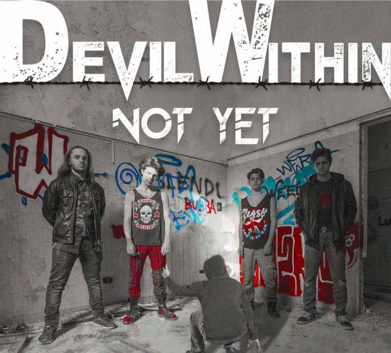 DevilWithinAlbumCover