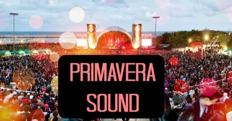 primavera-sound-2018-playlist 1