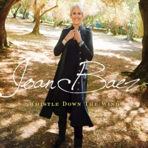 recensione Joan Baez- Whistle down the wind