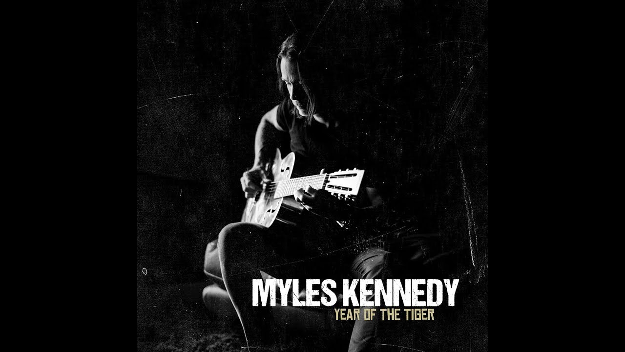 recensione Myles Kennedy- Year of the Tiger