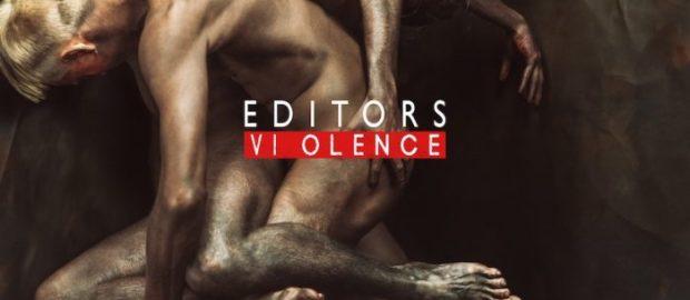 recensione editors violence