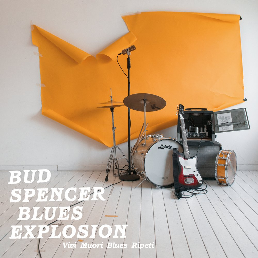 Bud Spencer Blues Explosion- Vivi Muori Blues Ripeti