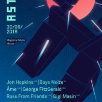 astro festival 2018