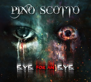 recensione pino scotto Eye For An Eye