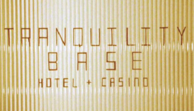 Arctic Monkeys: Tranquillity Base Hotel and Casino