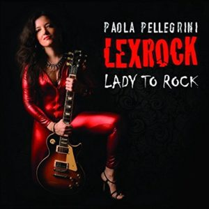 Paola Pellegrini- Lady To Rock