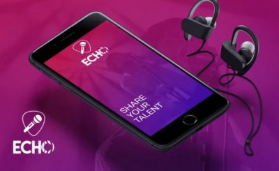 eppela echo app musicisti emergenti