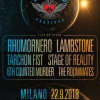 rock land festival 2018