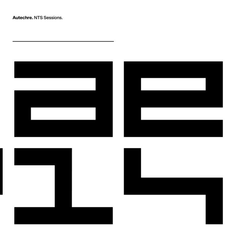 Autechre – NTS Sessions - recensione