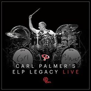 recensione Carl Palmers ELP Legacy- Live