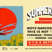 summerfield festival 2018