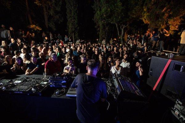 alva noto berlin rom express roma villa massimo 2018