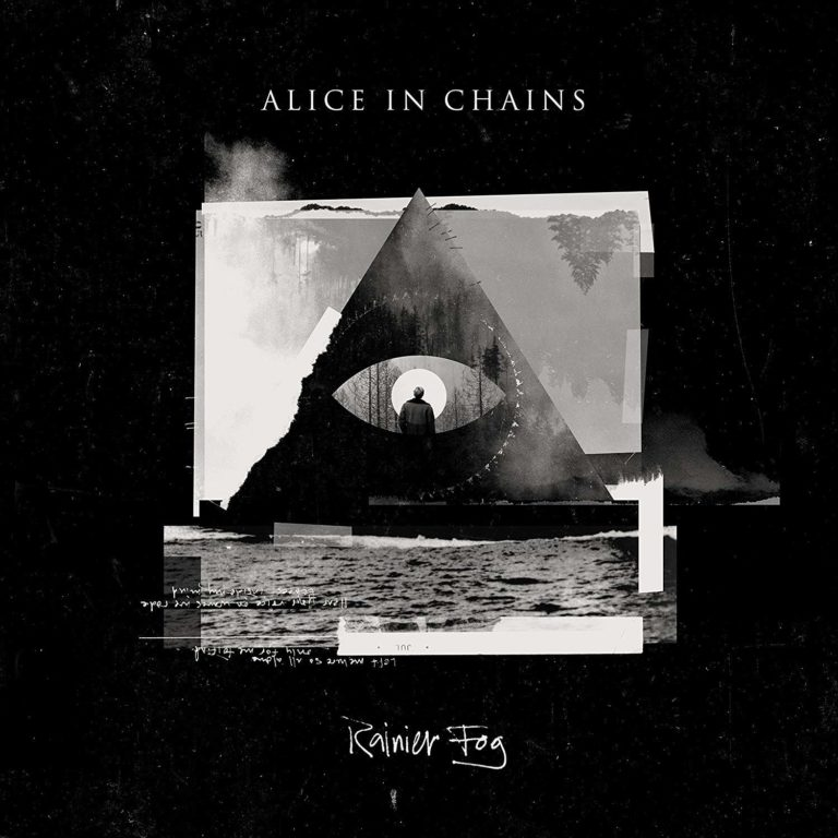 Alice in Chains- Rainier Fog