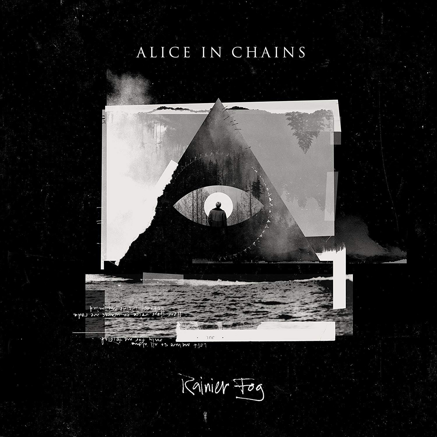 Alice in Chains- Rainier Fog