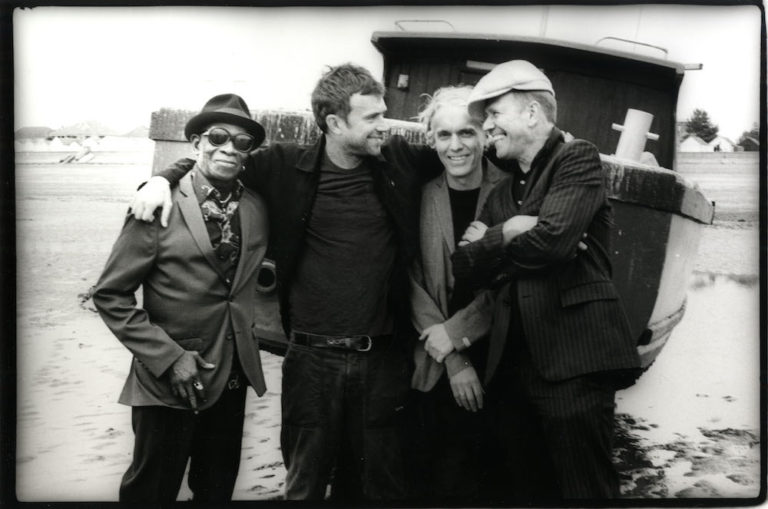 The Good The Bad & The Queen 2018 photo credit PENNIE SMITH (1)