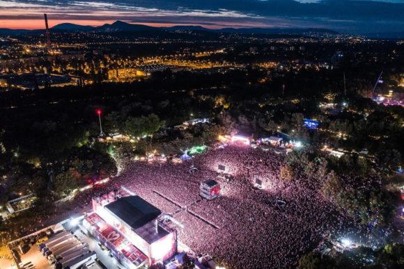 sziget festival budapest ungheria