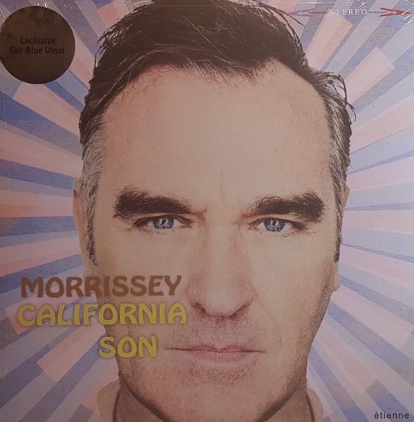 recensione Morrissey- California Son