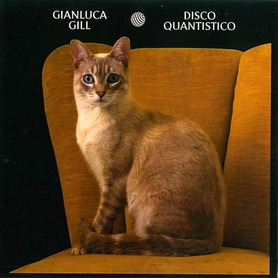 recensione Gianluca Gill- Disco Quantistico