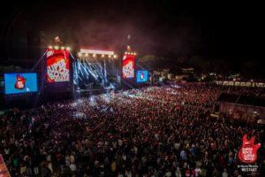 Super Bock Super Rock festival