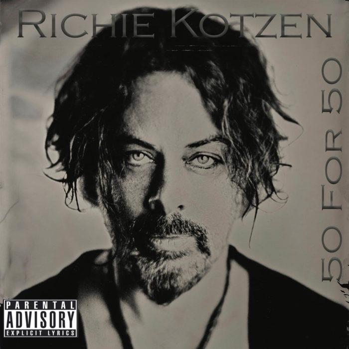 Richie Kotzen- la recensione di 50 * 50