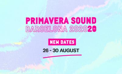 primavera sound 2020 cambio date