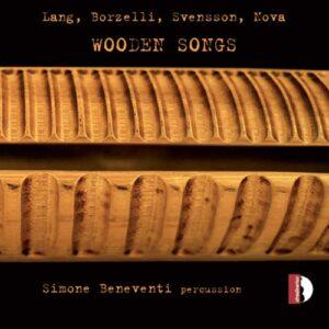 Simone Beneventi- la recensione di Wooden Songs