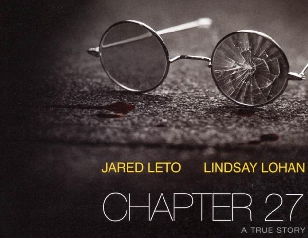 chapter 27 film omicidio john lennon