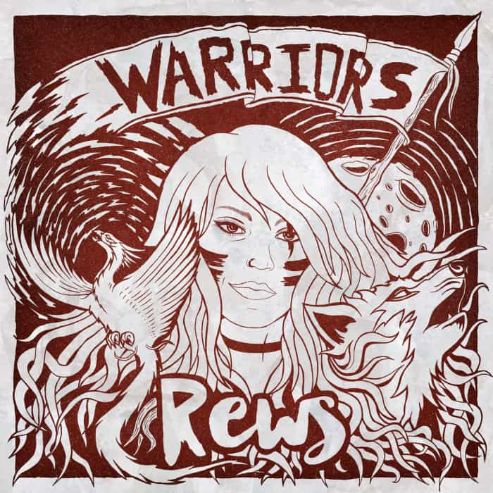 REWS-recensione-Warriors