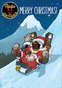 RockShock & Radio Elettrica vi augurano Buon Natale