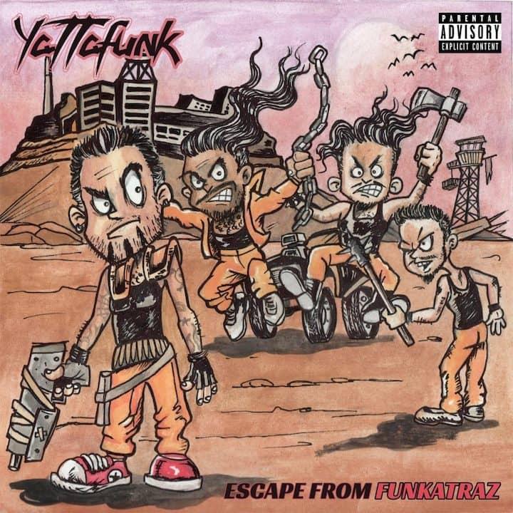 Yattafunk-recensione-Escape from-Funkatraz