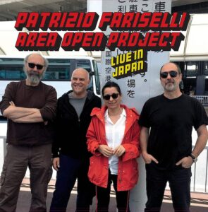 Patrizio Fariselli Area Open Project Live in Japan recensione