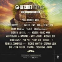 decibel open air festival