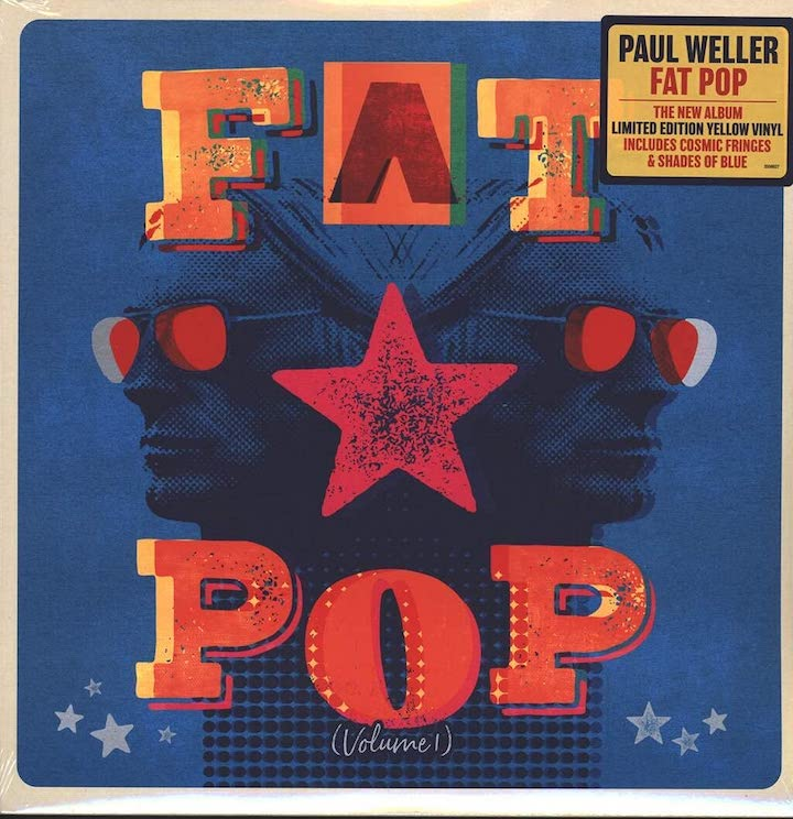 paul weller recensione fat pop
