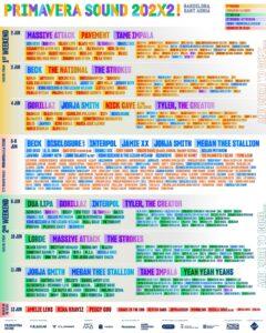 primavera-sound-2022-barcellona-programma
