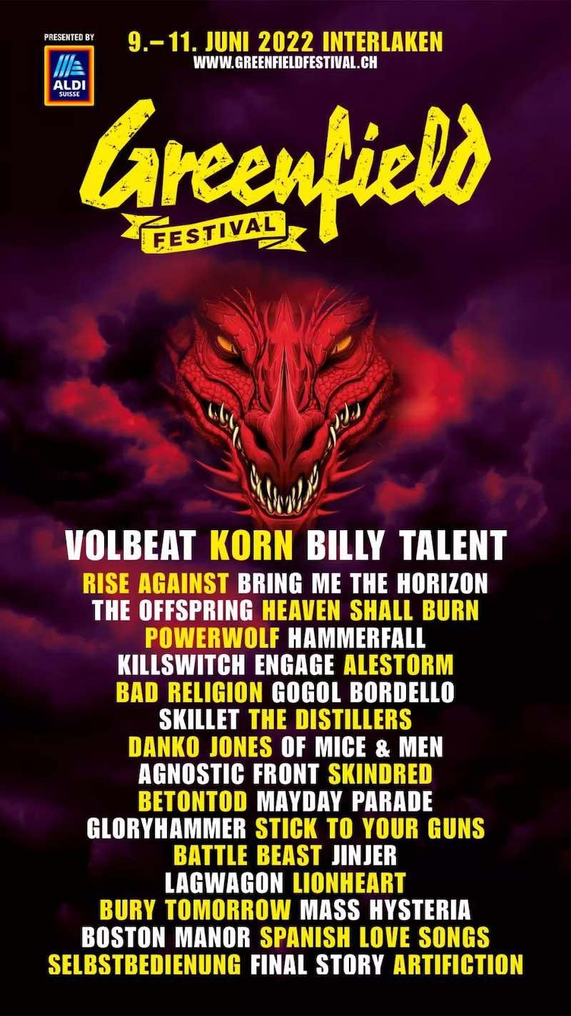 Greenfield Festival 2022