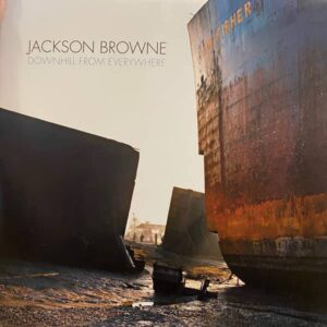 Jackson Browne Downhill From Everywhere recensione