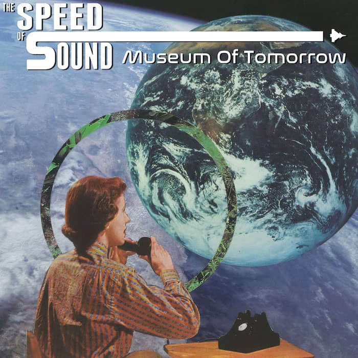 The Speed Of Sound - Museum Of Tomorrow-recensione
