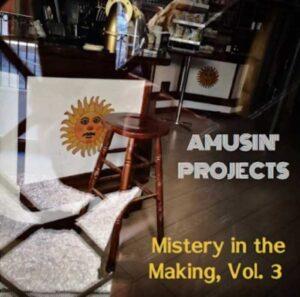 Amusin' Projects- recensione di Mistery In The Making Vol 3