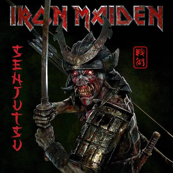Iron Maiden Senjutsu recensione